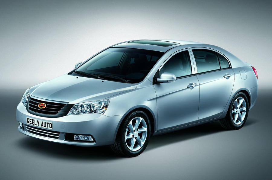 Geely to sell £10k car in UK