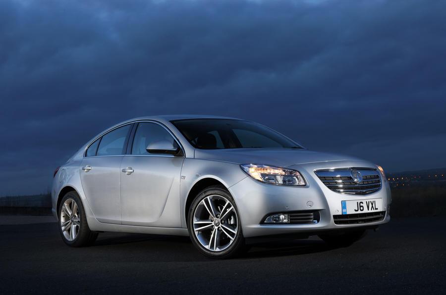 £29,785 Vauxhall Insignia 2.0 CDTi BiTurbo 4x4