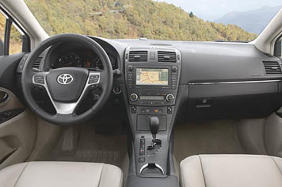 Toyota Avensis Tourer 1.8 TR
