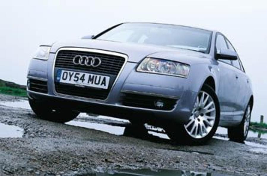 audi a6 2 7 tdi review autocar. Black Bedroom Furniture Sets. Home Design Ideas