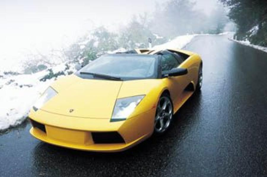 Lamborghini Murcielago Roadster ...