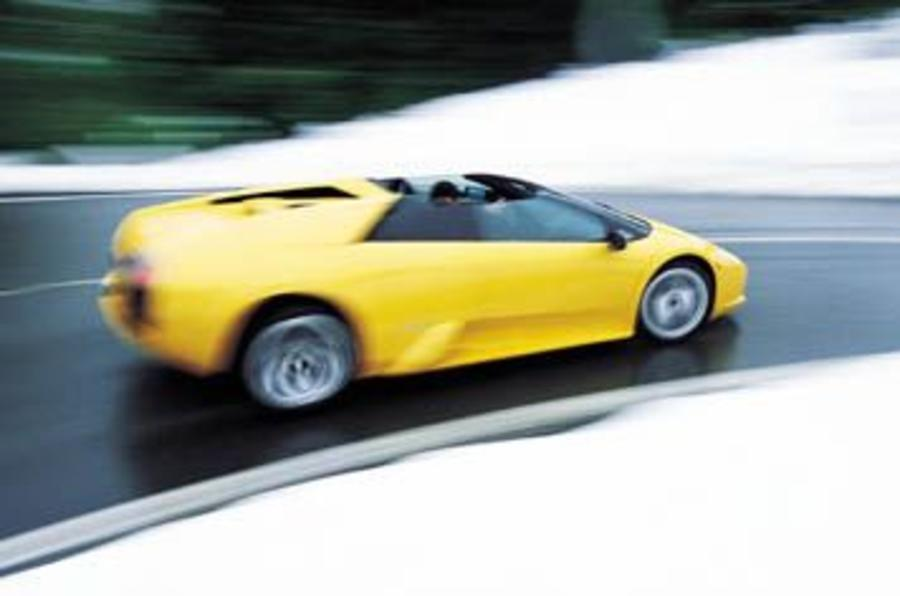 Lamborghini Murcielago Roadster; Lamborghini Murcielago Roadster ...