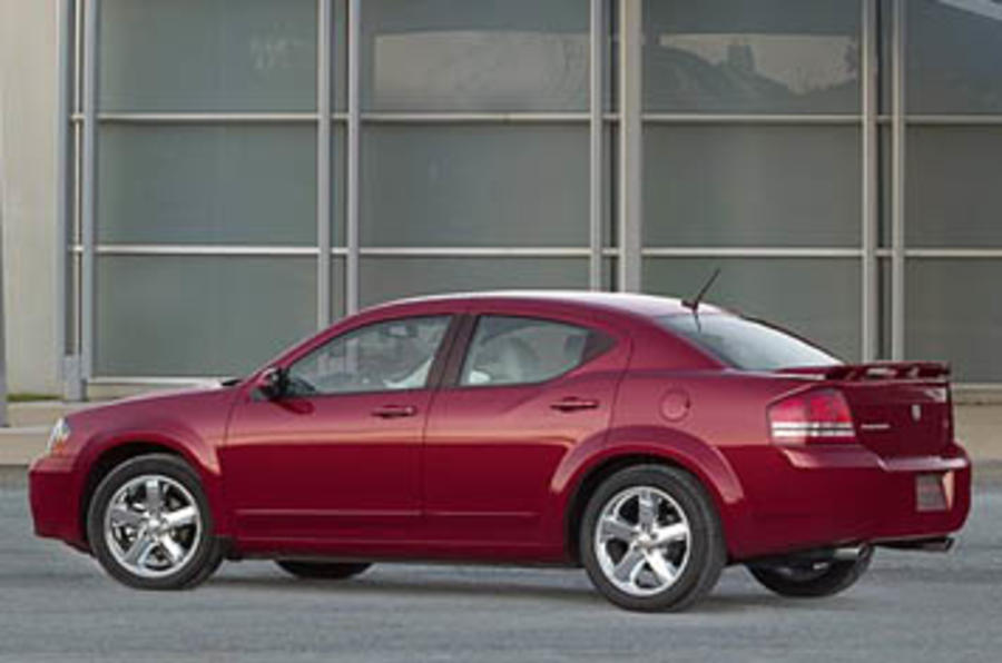 Dodge Avenger 2.0 CRD SE