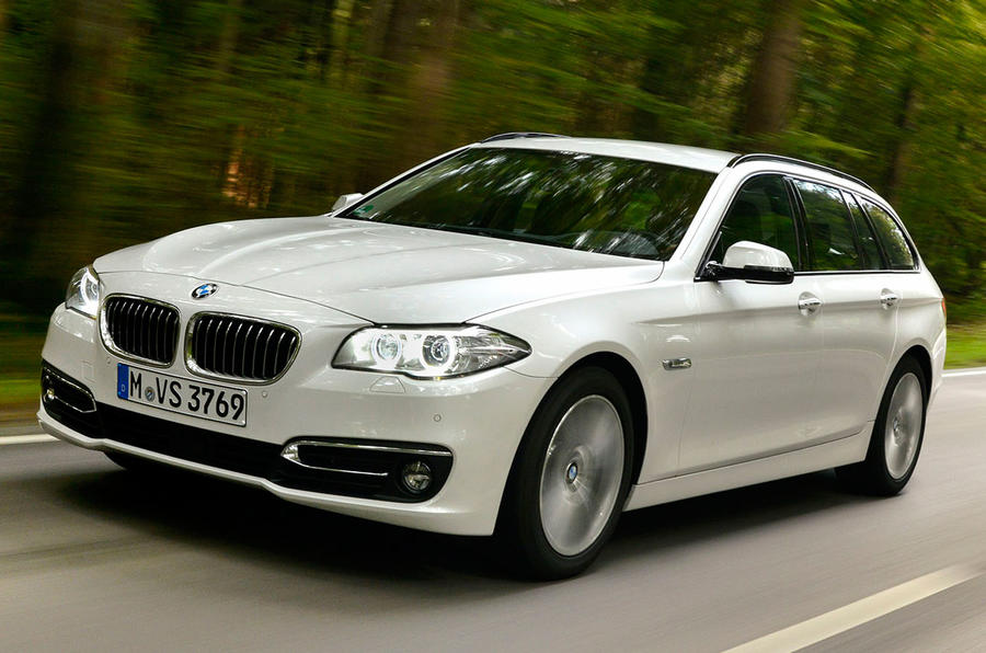 bmw 5-series 520d touring first drive