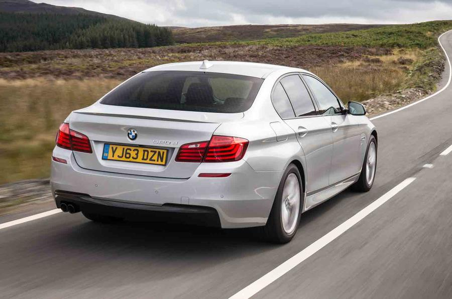 BMW 518d SE first drive review