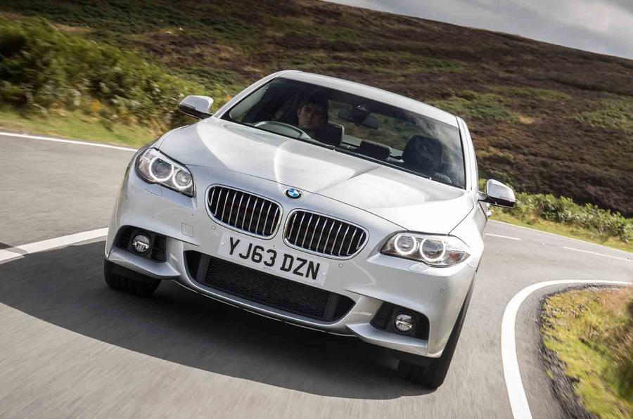 BMW 518d SE