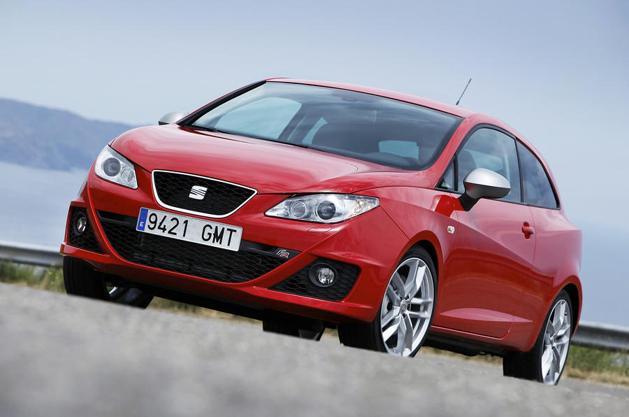 seat ibiza fr tdi review autocar. Black Bedroom Furniture Sets. Home Design Ideas