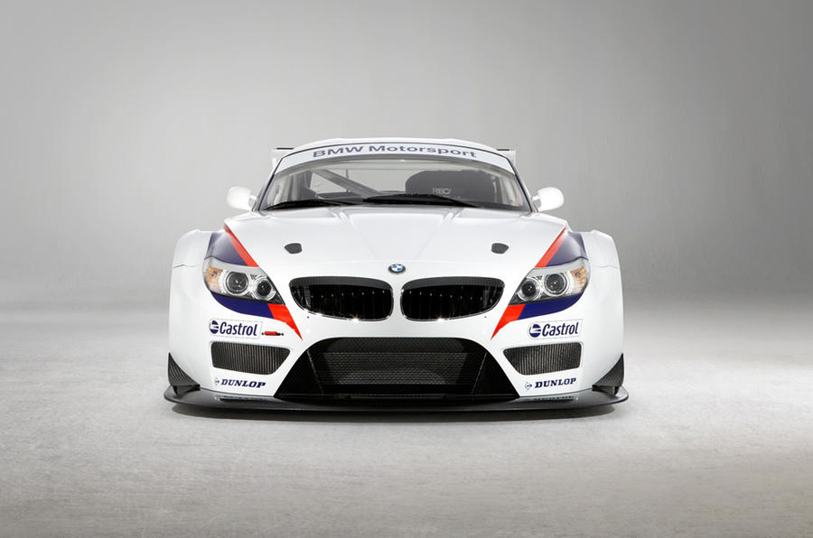 BMW Z4 GT3 race cars delivered