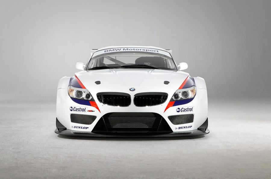 Bmw Z4 Gt3 Race Cars Delivered Autocar