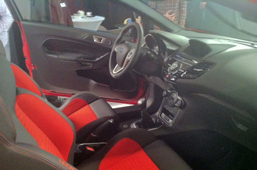 Geneva motor show: Ford Fiesta ST