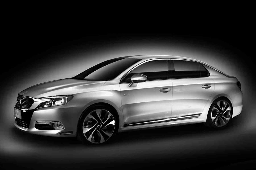 Citroen DS brand established in China
