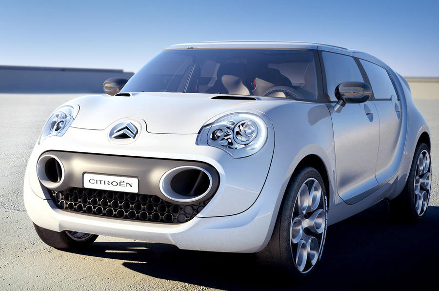 First C-line will replace C3 supermini