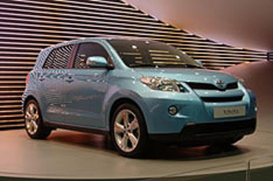 Geneva 2008: Toyota Urban Cruiser