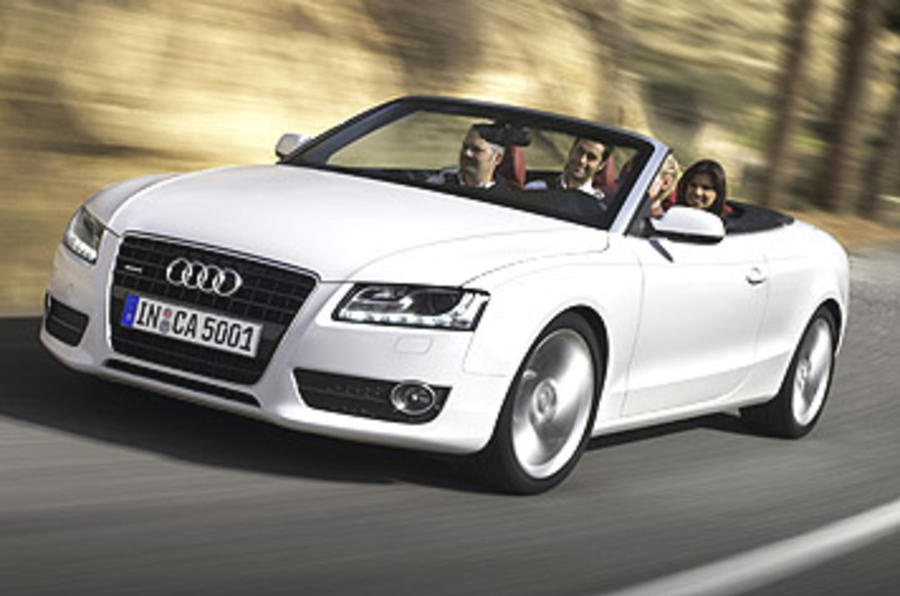audi a5 2 0 tdi cabriolet review autocar. Black Bedroom Furniture Sets. Home Design Ideas