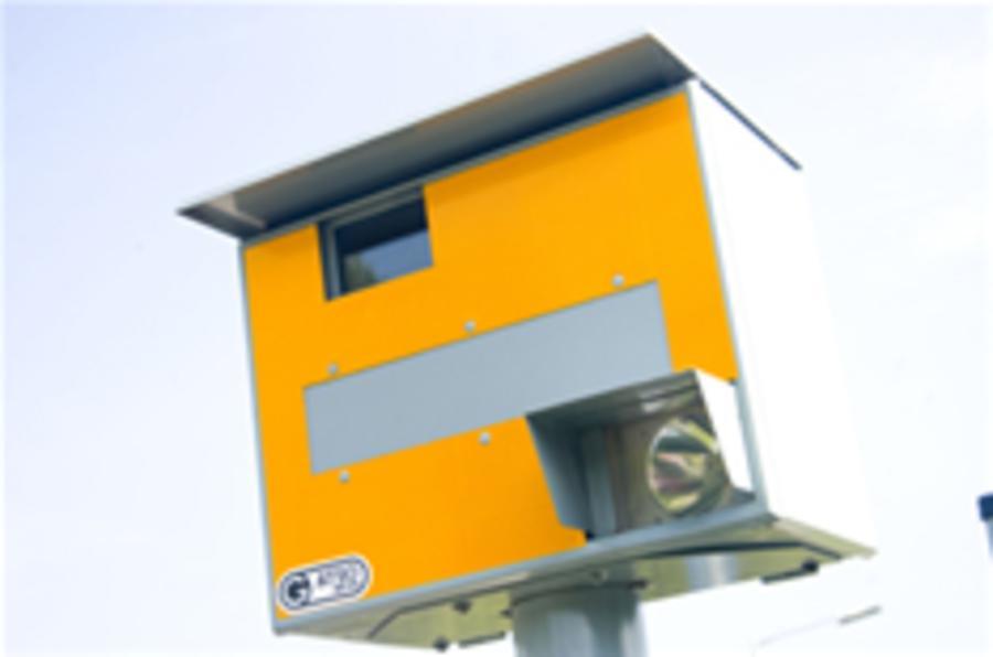 Camera vans to catch braking speeders