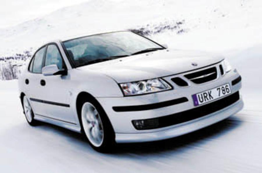 2005 saab 9-3 aero top speed