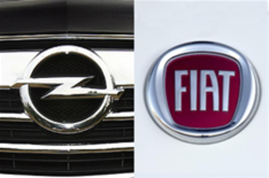 Fiat 'may make new bid for Opel'