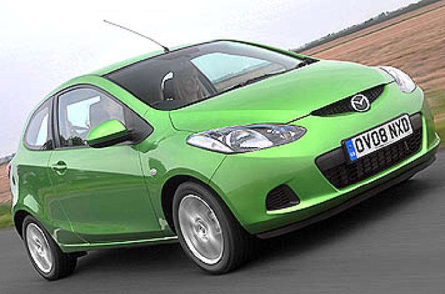 Mazda 2 1.4D TS2 3dr