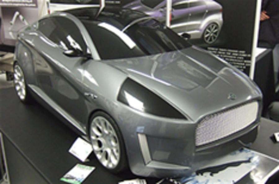 Students design cars of the future