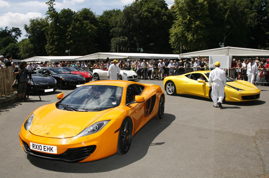 2700 interested in McLaren MP4