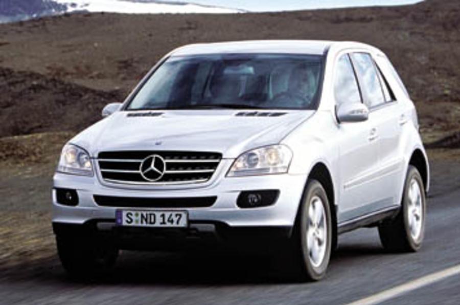 Mercedes-Benz ML420 CDI