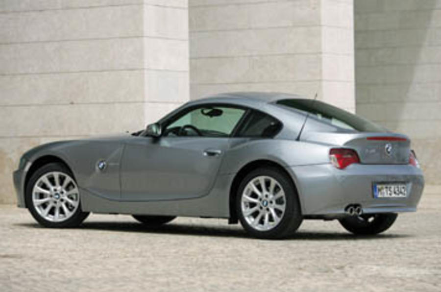 Bmw Z4 3 0si Se Review Autocar