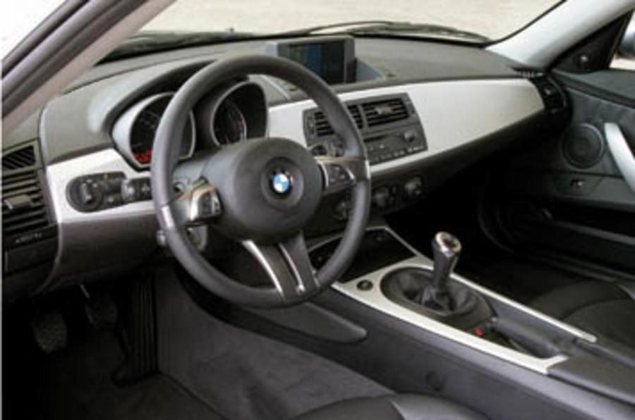 Bmw Z4 3 0si Se Review Autocar