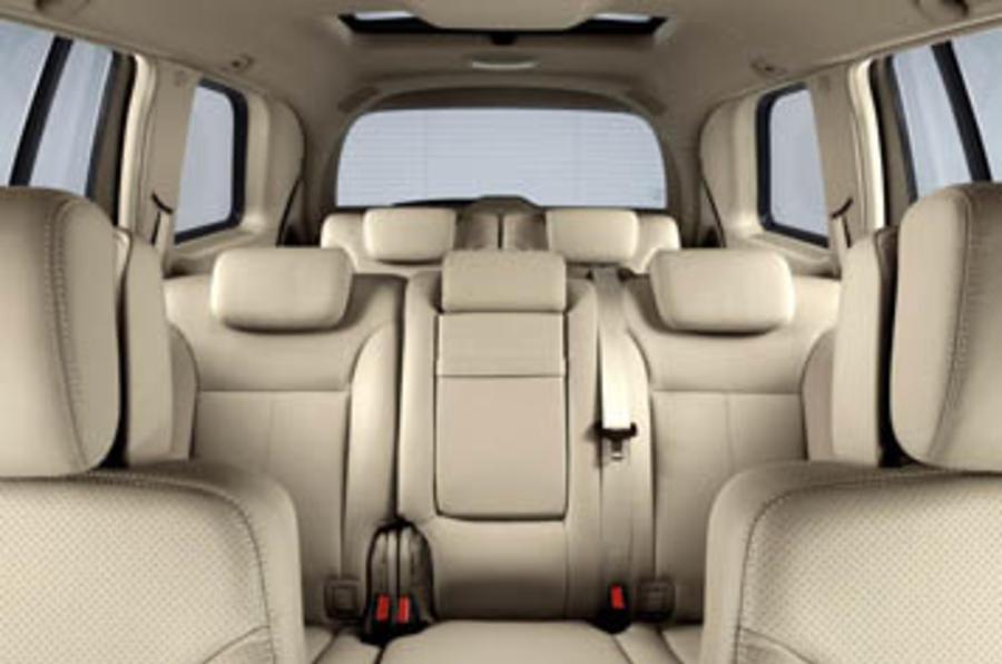 Mercedes Benz Gl 500 Review Autocar