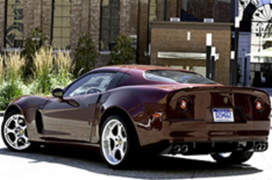 SV's Corvette-based supercar