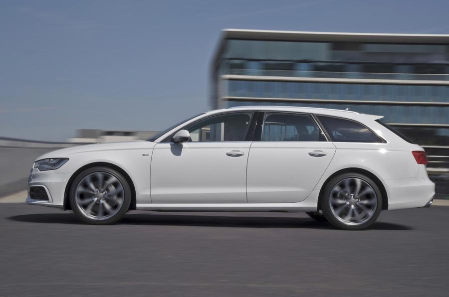 Audi A6 Avant 3 0 Tdi Biturbo S Line Review Autocar