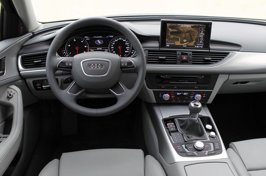 audi a6 avant 3.0 tdi biturbo s-line review | autocar