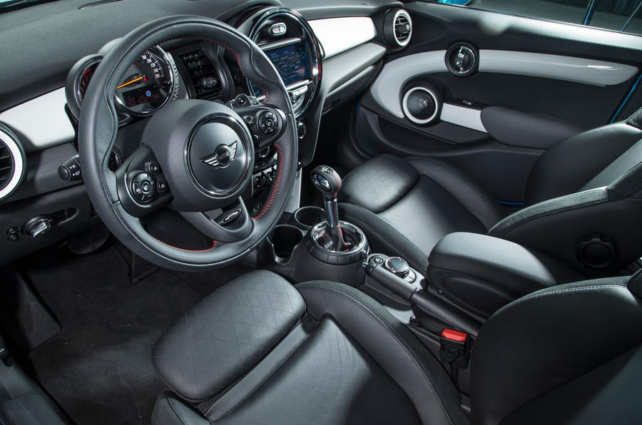 New five-door Mini hatchback revealed - exclusive studio pictures