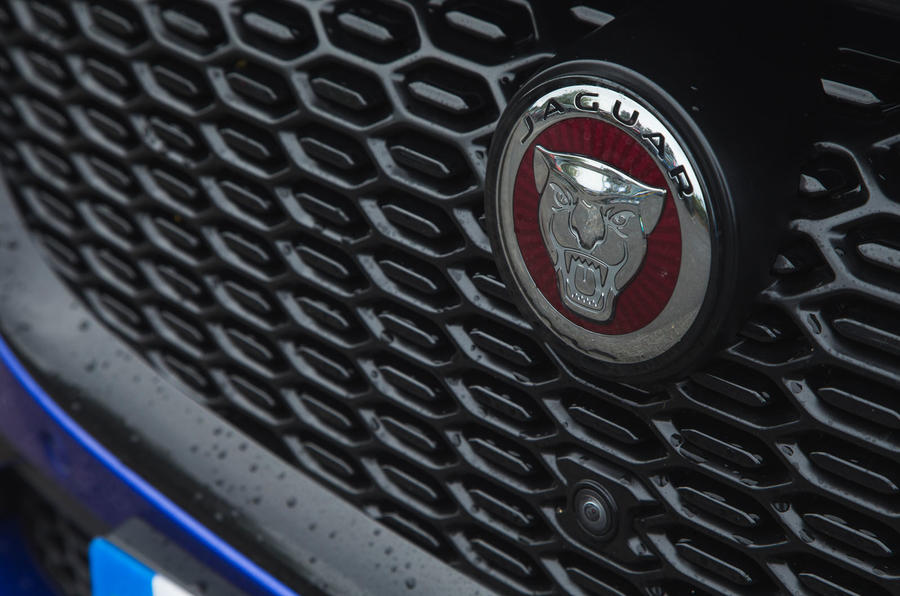 Jaguar I-Pace 2018 road test review front grille