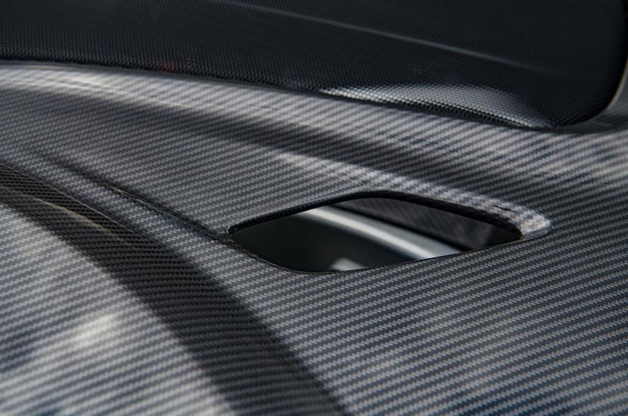 McLaren 600LT 2018 review - aero