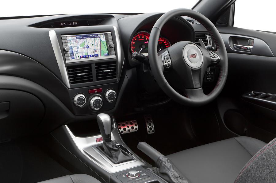 Subaru Impreza WRX STI auto