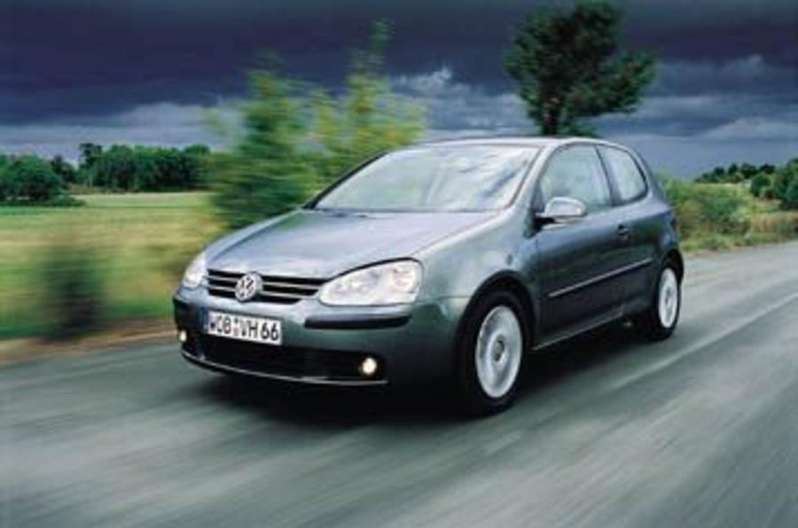 VW Golf 2.0 TDi SE