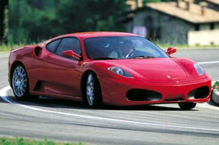 How Much Does It Cost To Register A Car >> Ferrari F430 review | Autocar