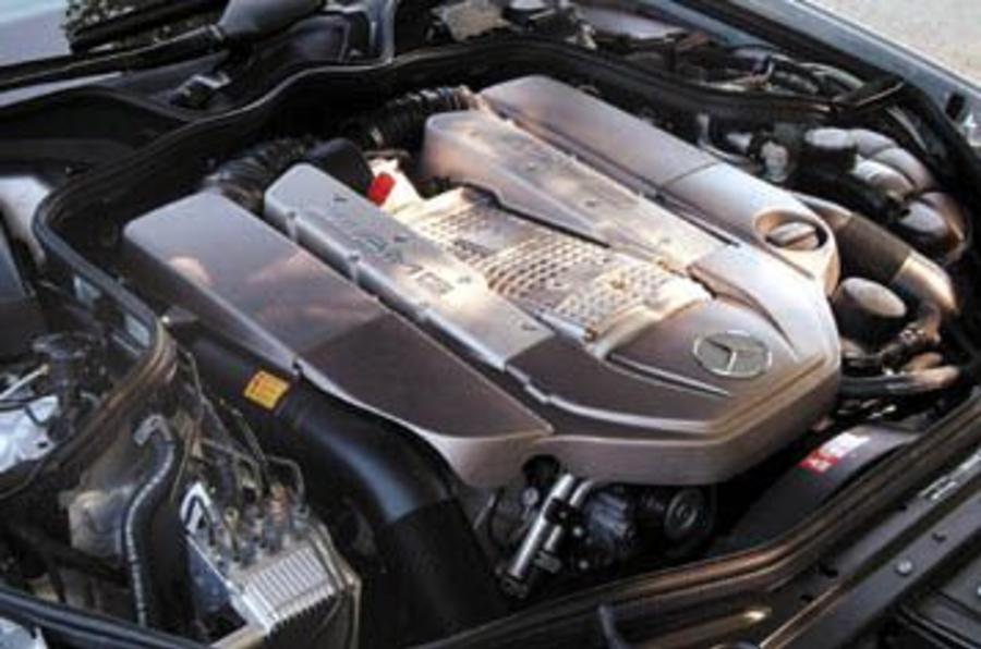 Mercedes-Benz CLS55 AMG