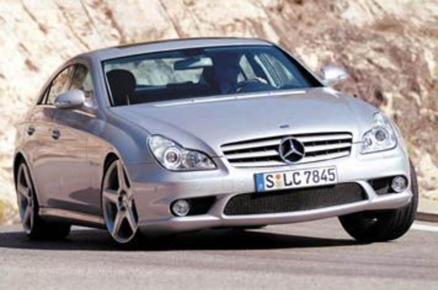 Mercedes Benz Cls 55 Amg Review Autocar