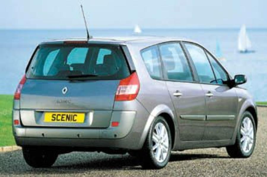 Renault Grand Scenic 2.0T