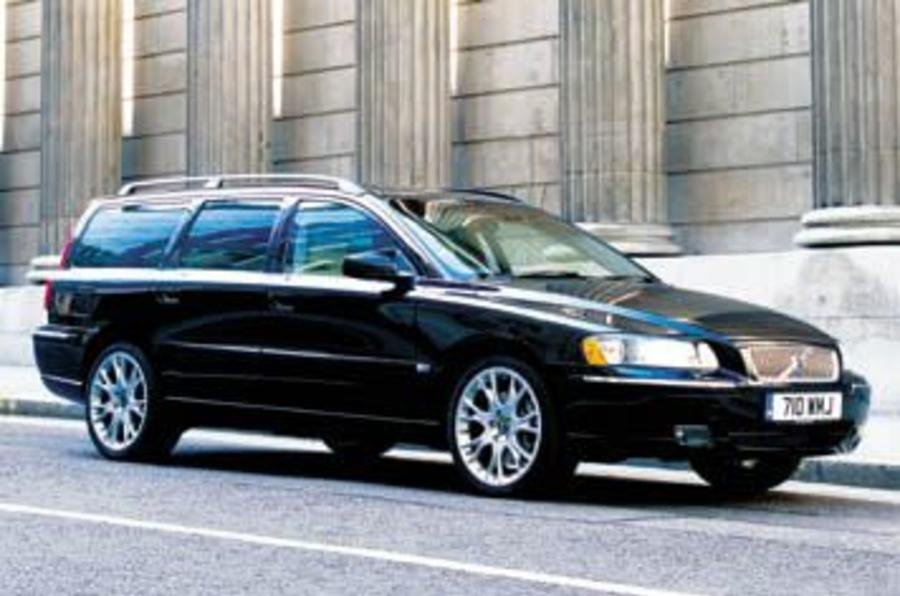 volvo v70 t5 review autocar. Black Bedroom Furniture Sets. Home Design Ideas