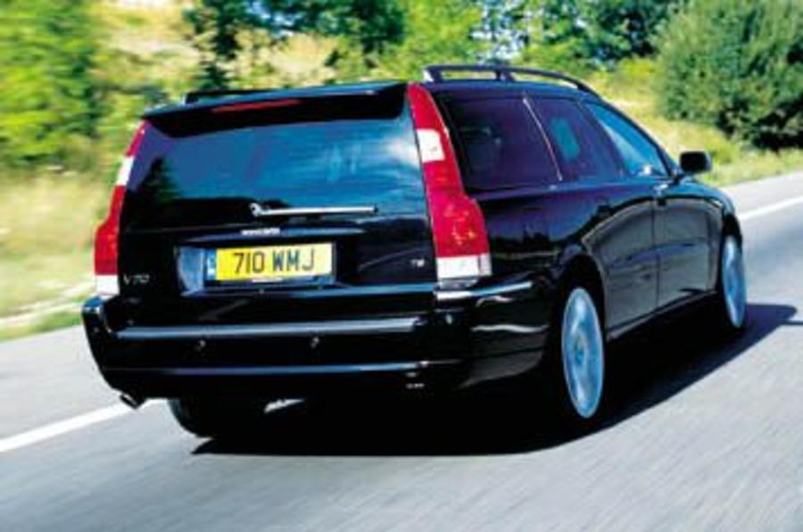 Volvo V70 T5 Review Autocar