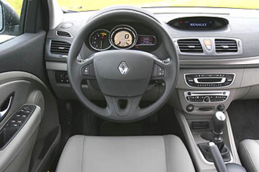 Renault Mégane 1.5 dCi 105 5dr