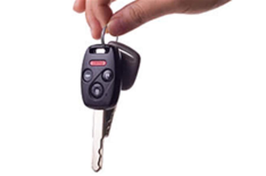Car sales slump