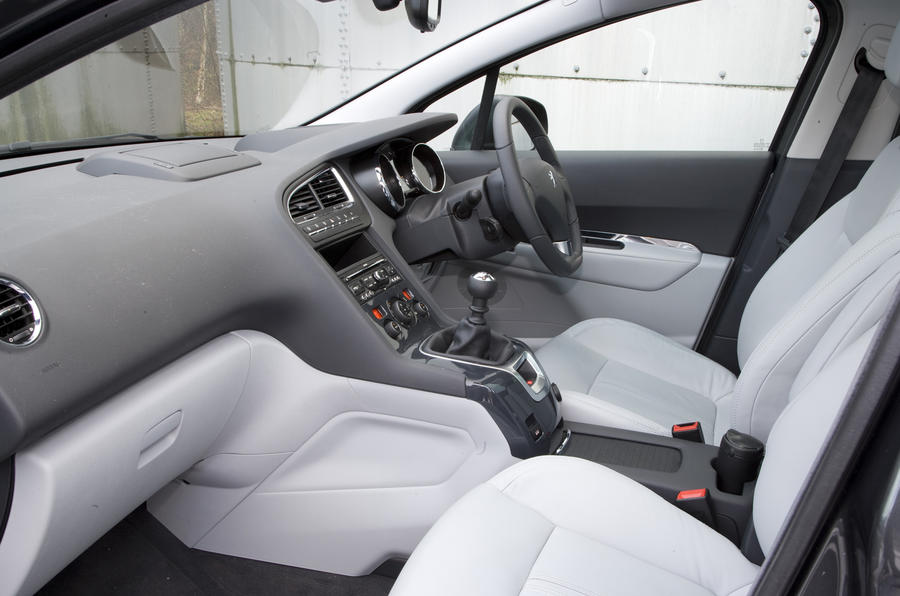 Peugeot 5008 1.6 HDi Exclusive