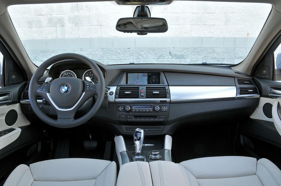 Bmw X6 Activehybrid First Drive