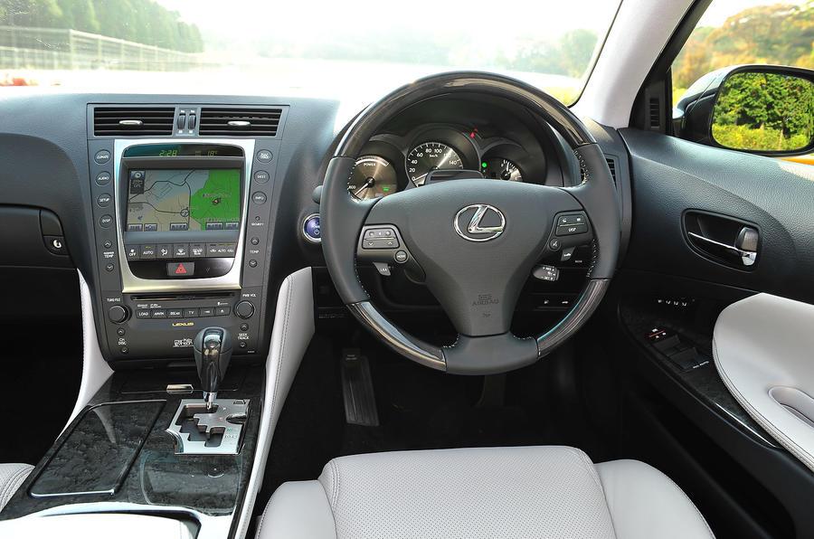 Lexus GS450h 2010