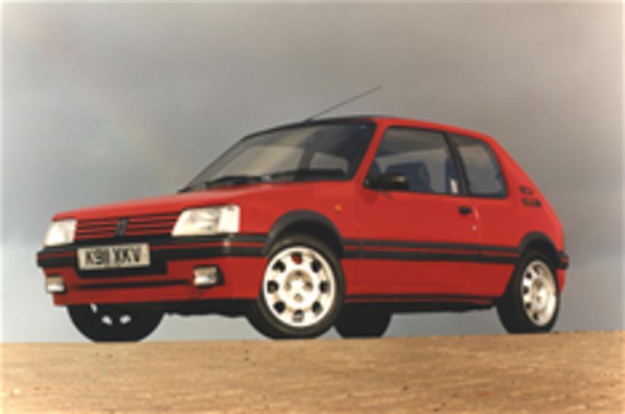 Peugeot axes GTI badge