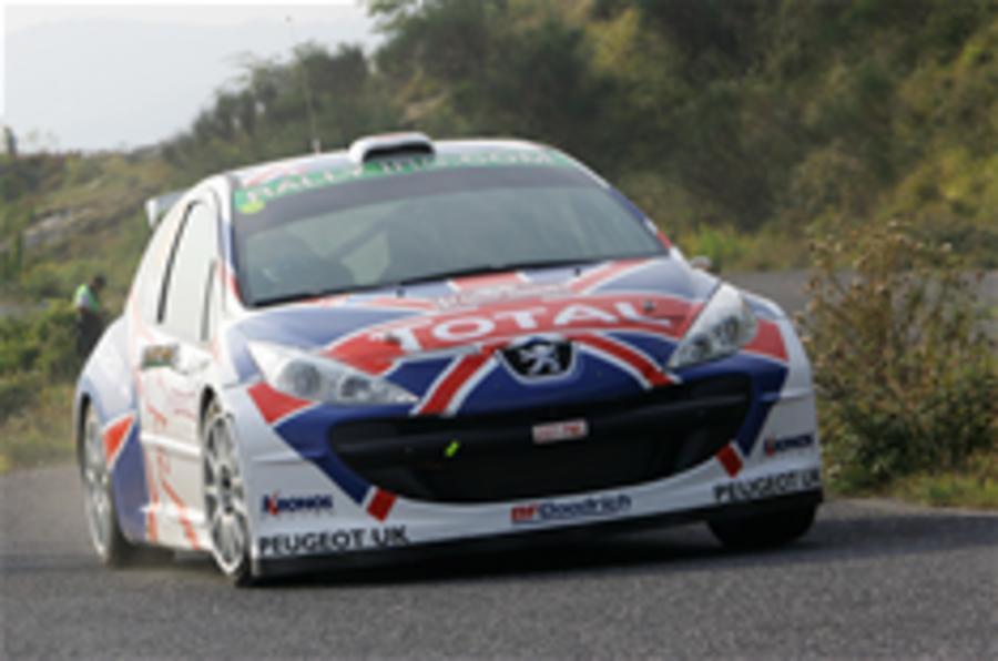 Peugeot plans 207 Meeke edition
