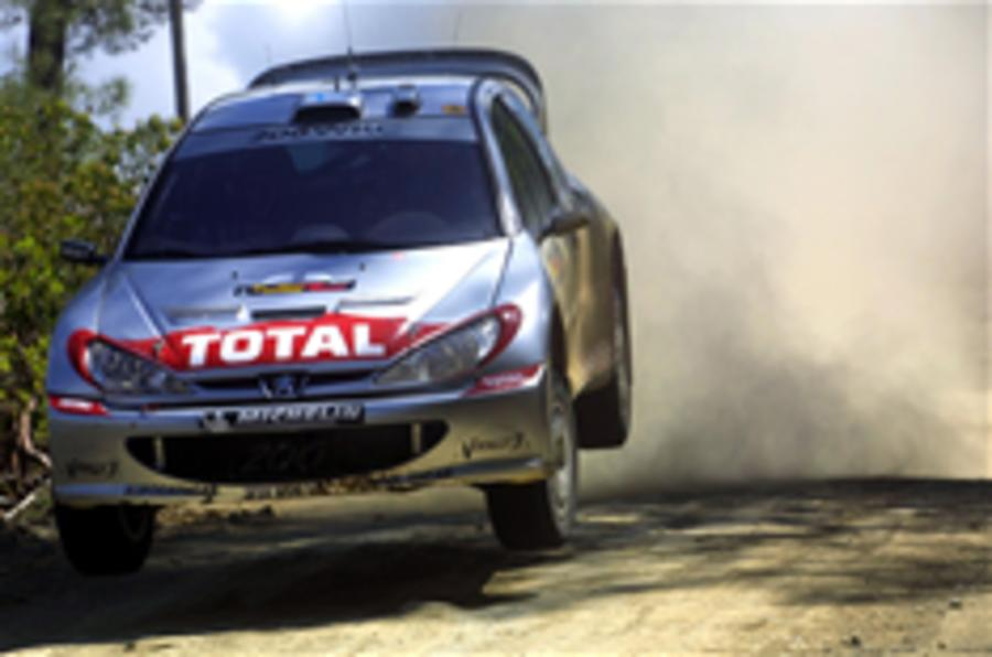 Peugeot rules out WRC return